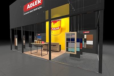 Adler - BAU 2019 Vorschau