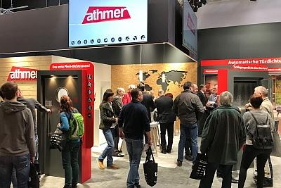 Athmer - BAU 2019 Vorschau