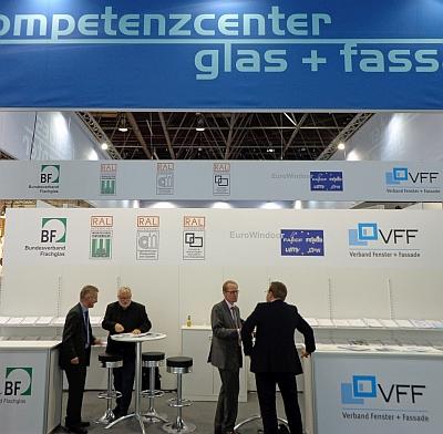 Bundesverband Flachglas (BF) glasstec 2016