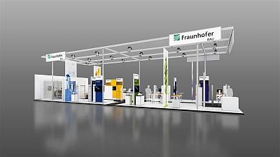 Fraunhofer - BAU 2017 Vorschau