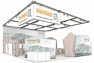 Herholz - BAU 2019 Vorschau