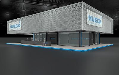 Hueck - BAU 2017 Vorschau