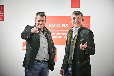 Roto Kundenstimmen NX haller