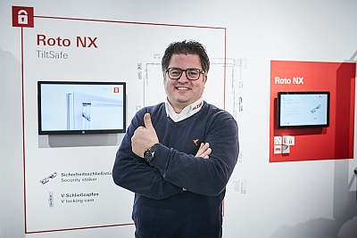 Roto Kundenstimmen NX Zink