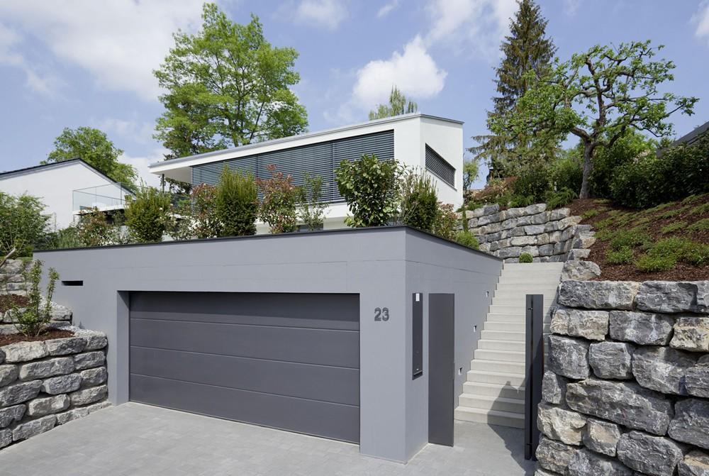 netto plusenergiehaus in leonberg. Black Bedroom Furniture Sets. Home Design Ideas