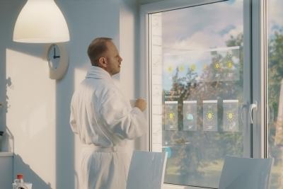 drutex macht das fenster zum fernseher. Black Bedroom Furniture Sets. Home Design Ideas